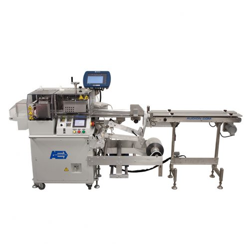 Flowwrapper AHM 380R with optional printer