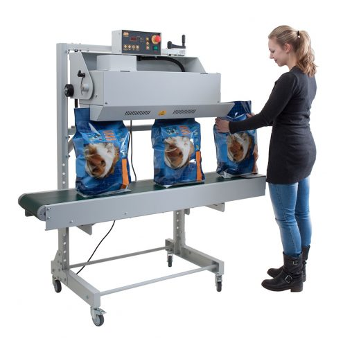 vertical band sealer packaging