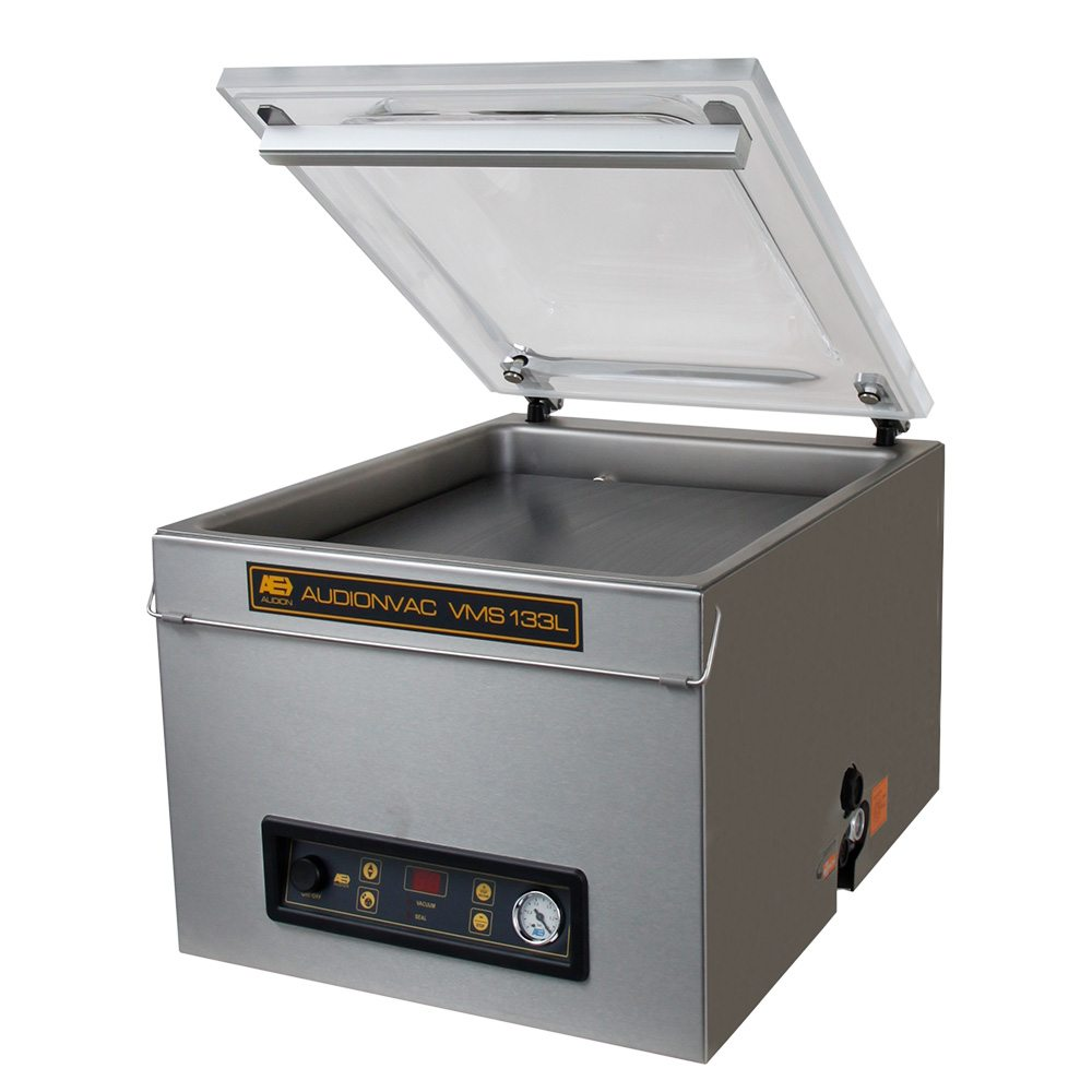 Large table top vacuum packaging machine
