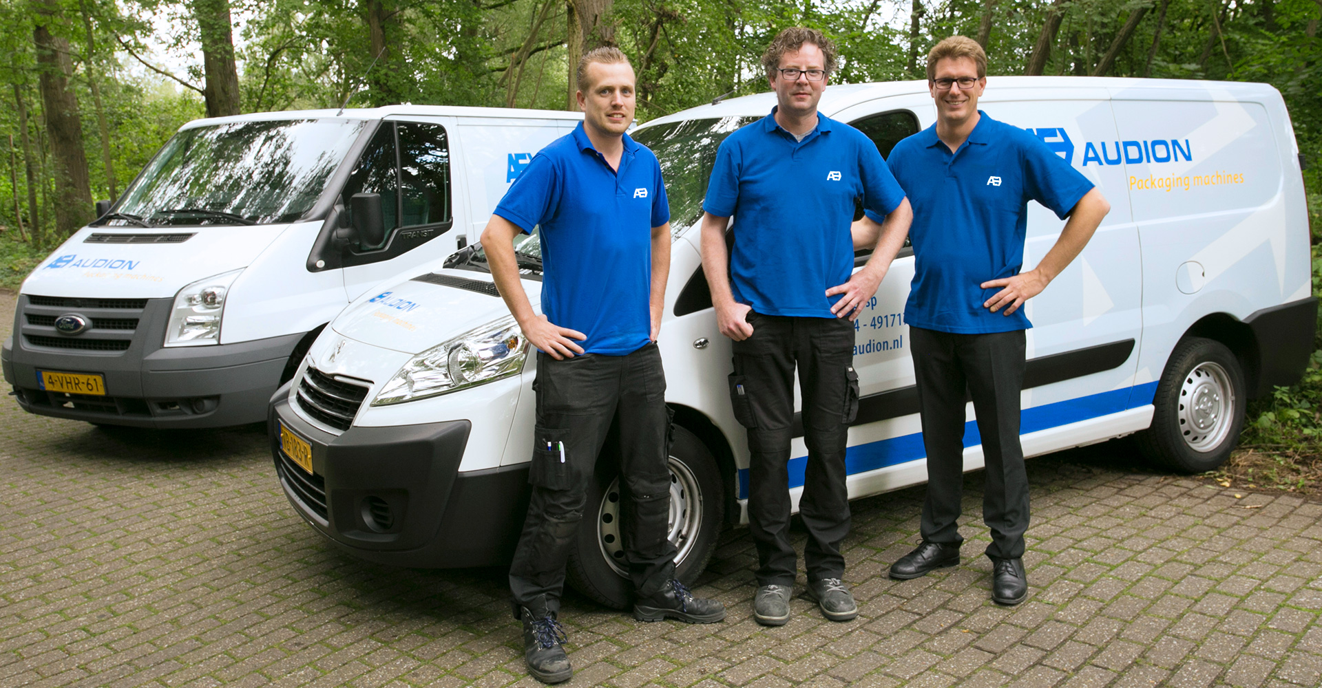 audion service team