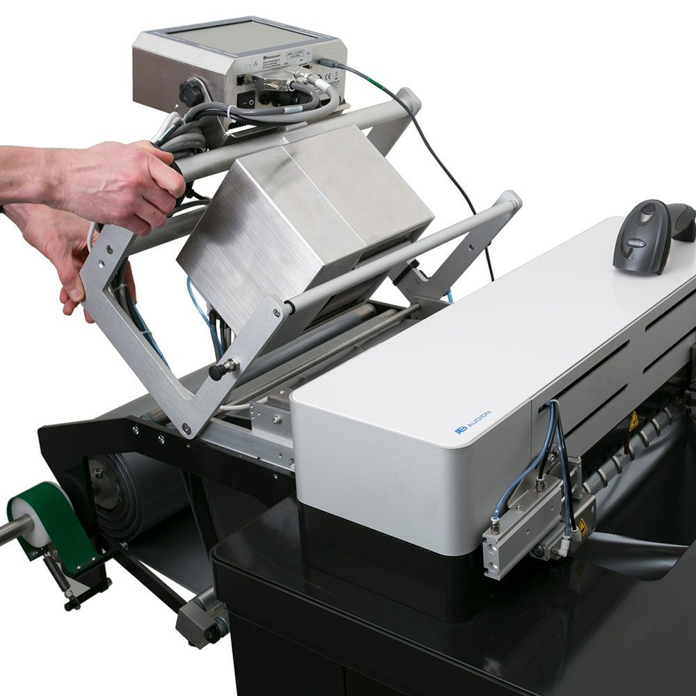 printer unit verpakkingsmachine