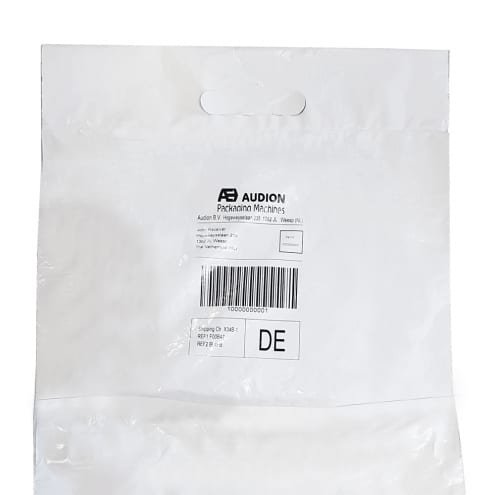 orderfulfillment bag with print