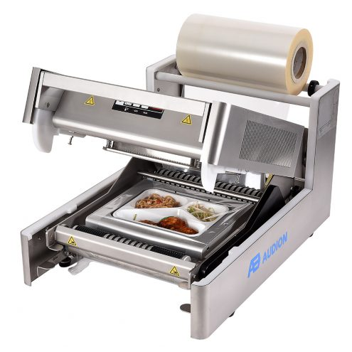 table top tray sealer