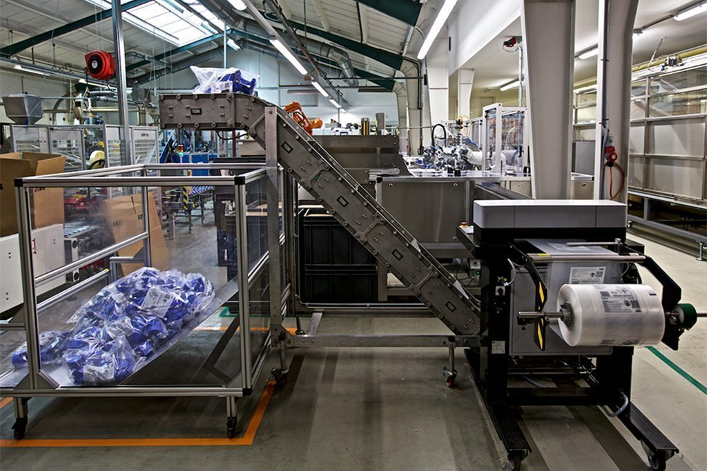 production line speedpack hybrid