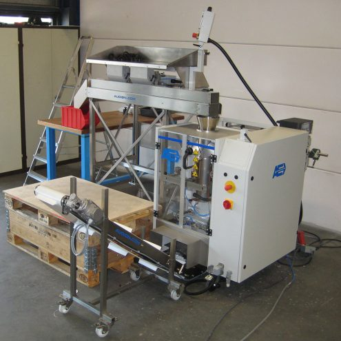 automatic packaging optiweigher