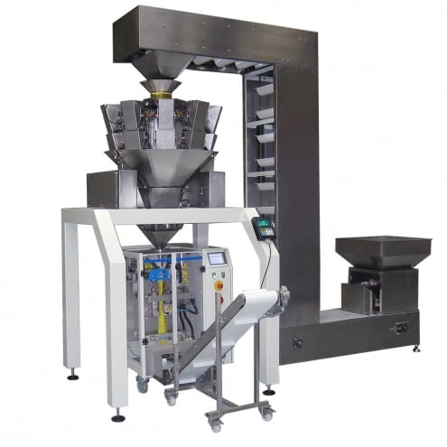 AVM 190-HS multi head weigher
