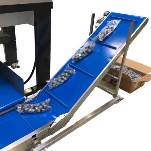 carry-off-conveyor