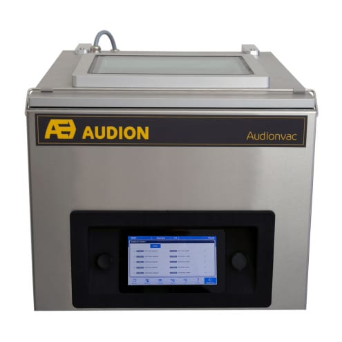 validatable vacuum packaging machine