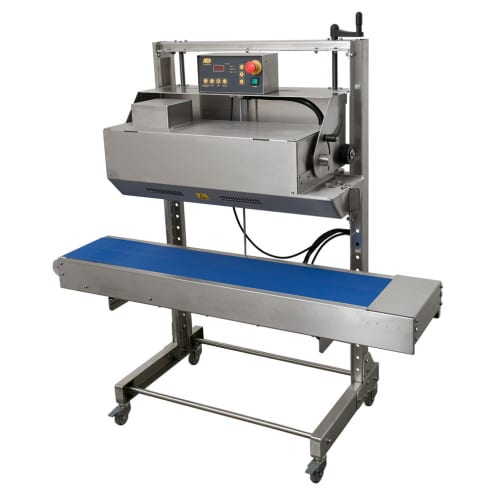 stainless steel vertical bandsealer