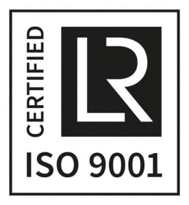Audion ISO 9001