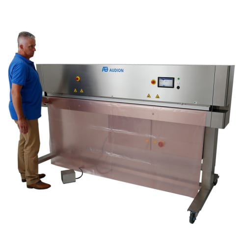 large sealing machine