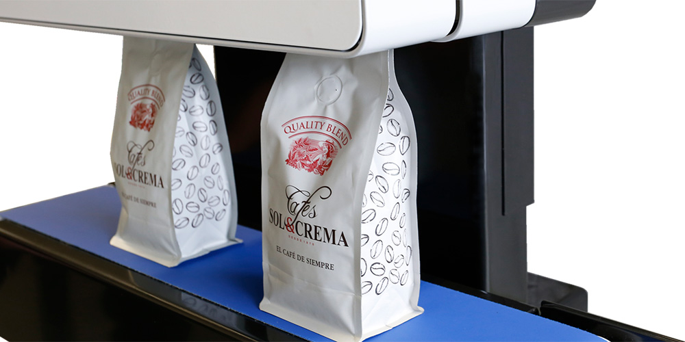sealing coffee bags