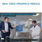 video medical packaging