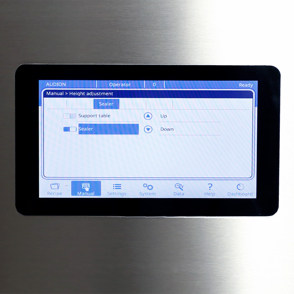 screen motorized support